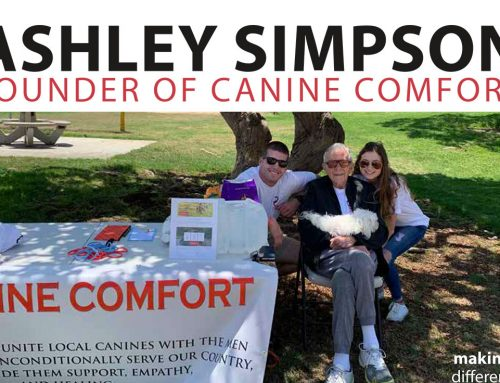 Canine Comfort Featured in Hill Section Life